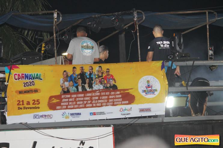 Muita animação e diversão na segunda noite Carnaval de Belmonte 2020 206