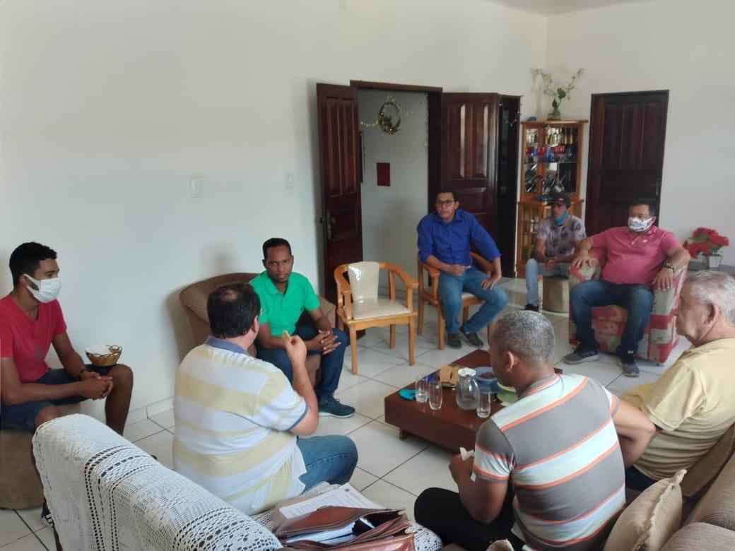 Itagimirim: Prefeito eleito Luizinho e diretor da ADAB se reúnem em encontro para planejar parcerias a partir de 2021 24
