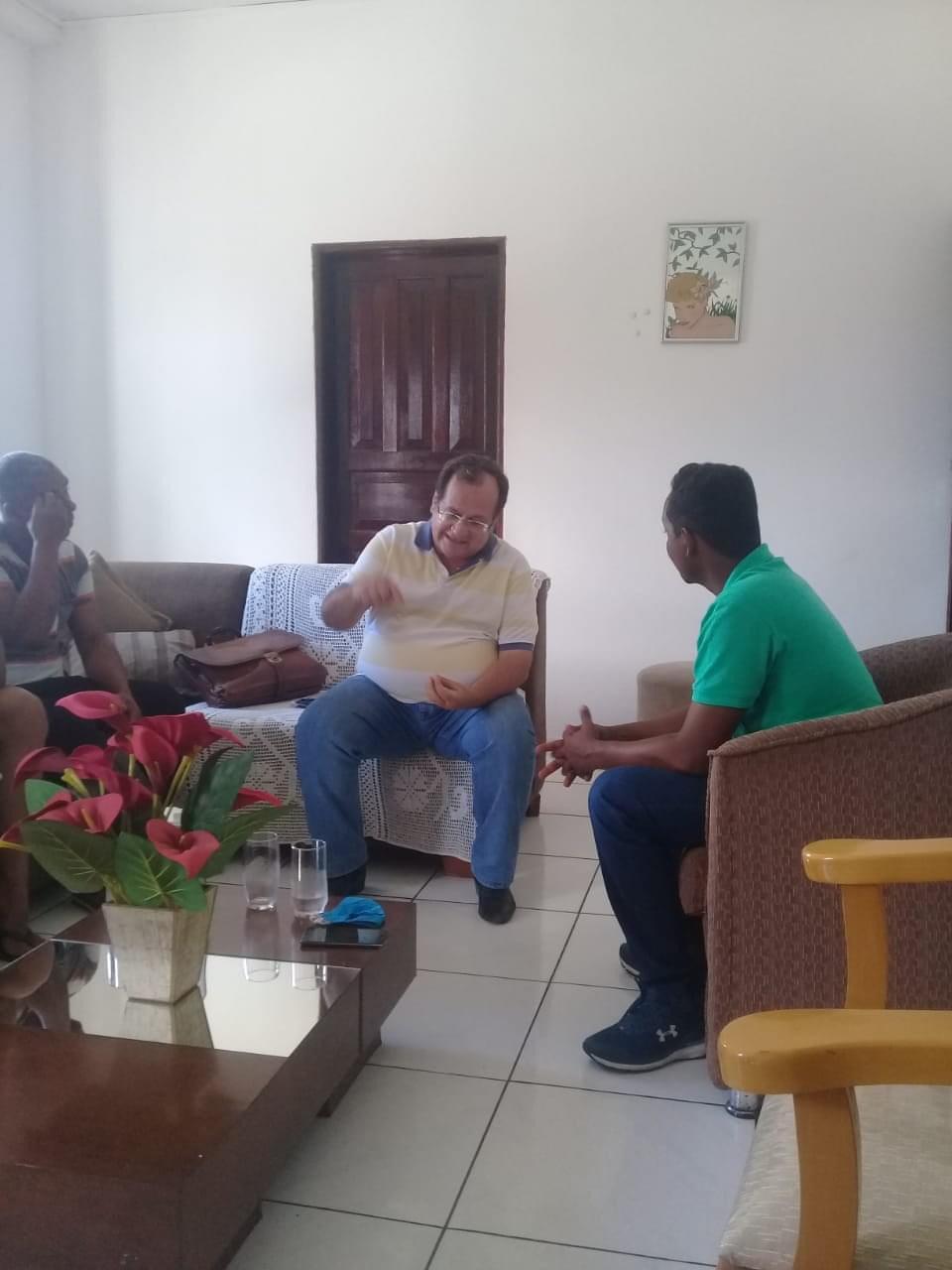Itagimirim: Prefeito eleito Luizinho e diretor da ADAB se reúnem em encontro para planejar parcerias a partir de 2021 23