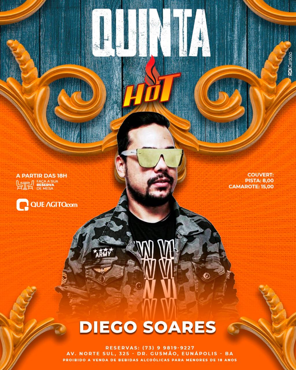 Quinta na Hot com Diego Soares - Eunápolis-BA 16