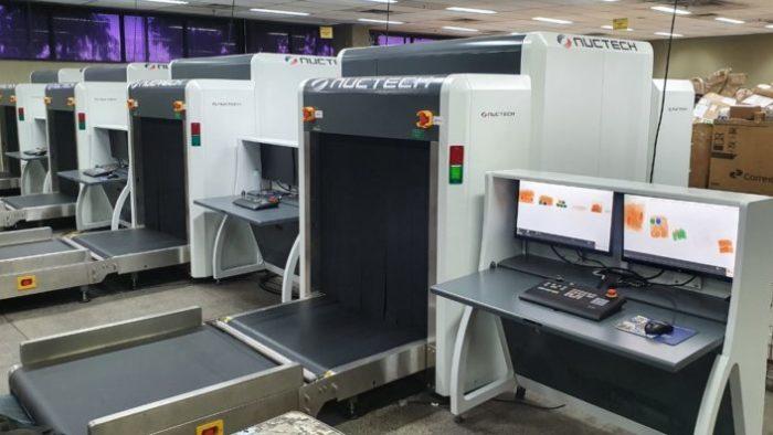 Correios compram R$ 14 milhões em aparelhos de raio-X para encomendas 18