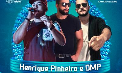 Sábado da Hot com Henrique Pinheiro e OMP - Eunápolis/BA 24