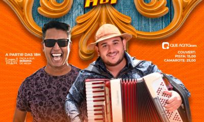 Sexta na Hot com Éder Bahia e Luan Gonçalves - Eunápolis-BA 18