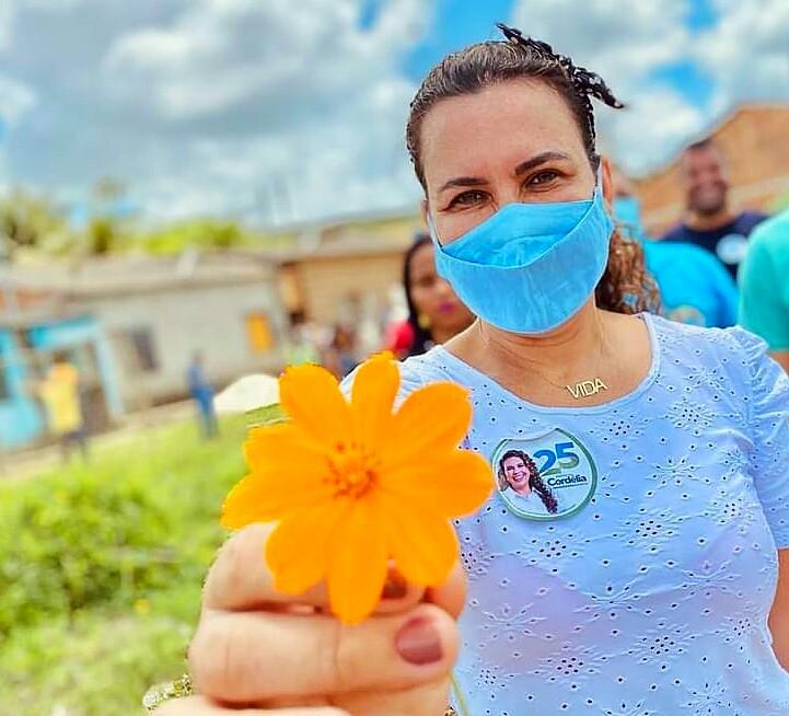 Cordélia fala sobre melhora gradativa do ex prefeito Paulo Ernesto e pede que continuem as orações 18