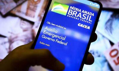 Senador apresenta proposta para prorrogar auxílio emergencial até março 39