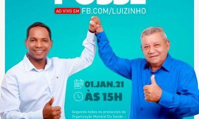 Itagimirim: Cerimônia de Posse do Prefeito eleito Luizinho e do vice Lindolfo 18