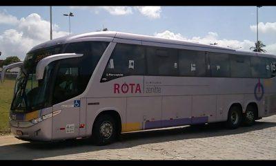 Rota Transportes volta a operar a linha Belmonte X Itabuna. 16