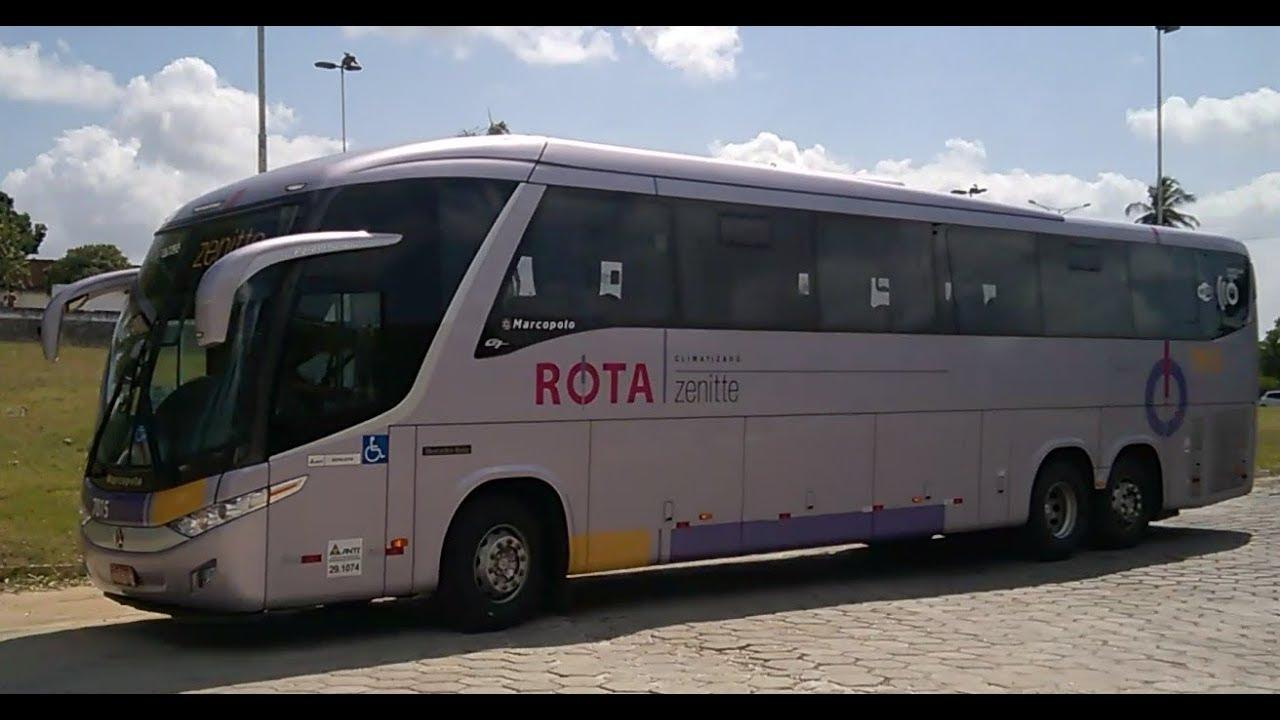 Rota Transportes volta a operar a linha Belmonte X Itabuna. 18