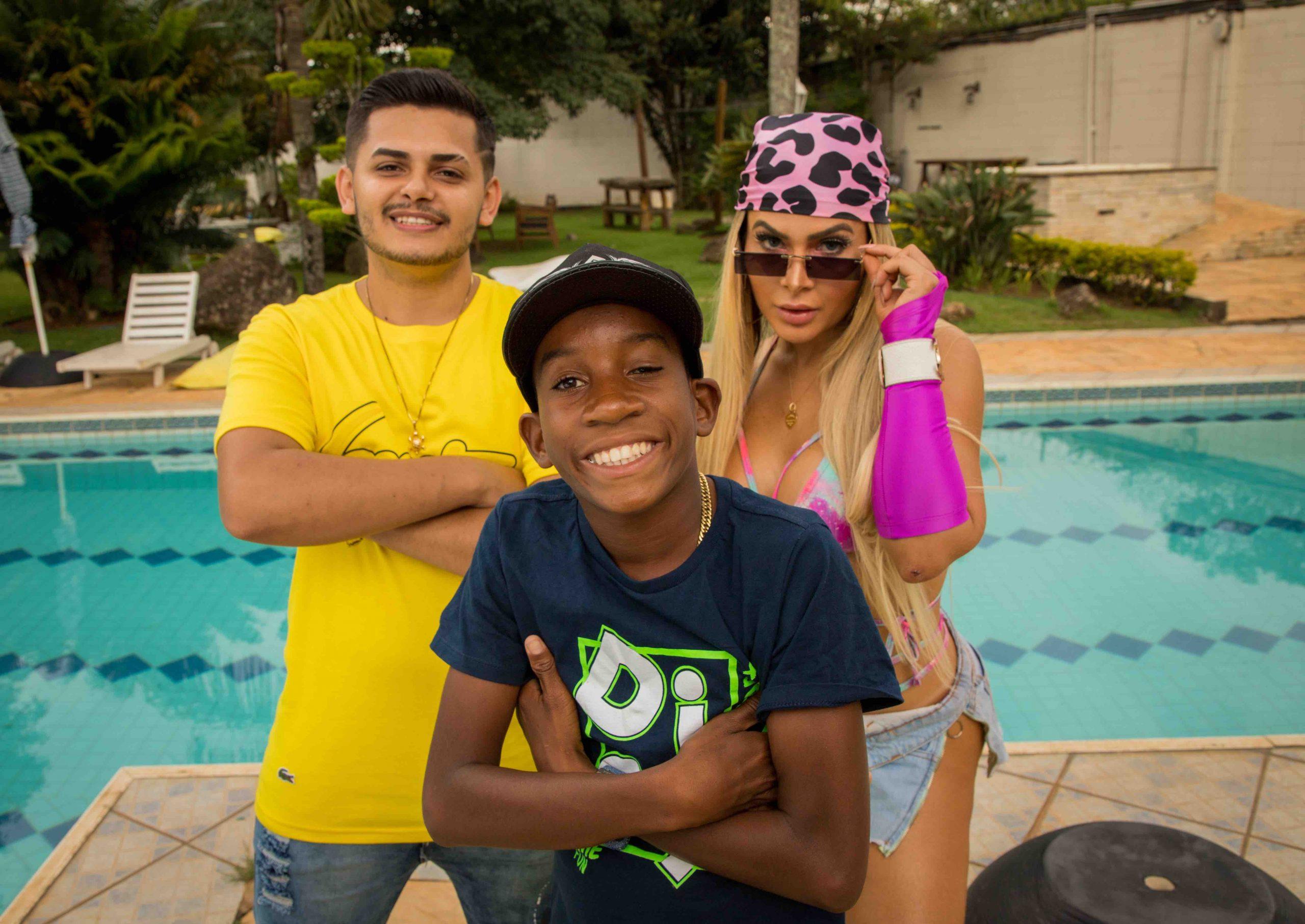 """Remix brega-funk de """"Amor ou Litrão"""", de Mila, Peter Ferraz e Menor Nico bate 1 milhão de views em seis horas 22"""