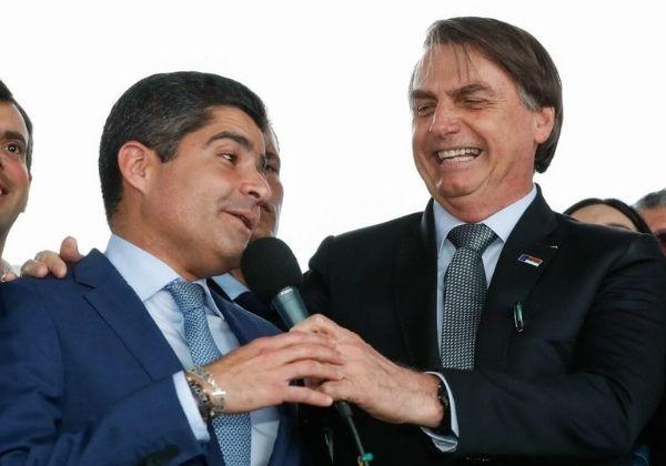 ACM Neto e Bolsonaro se reúnem fora da agenda em Brasília, diz CNN 18