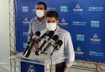 Salvador: Prefeitura determina fechamento de bares e restaurantes a partir das 17h 26