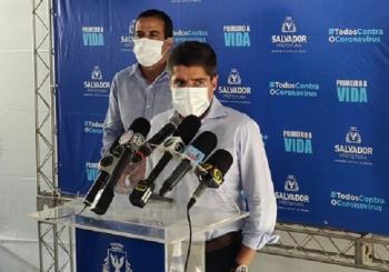 Salvador: Prefeitura determina fechamento de bares e restaurantes a partir das 17h 18