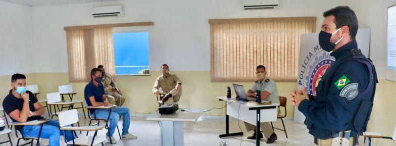 Polícia Militar na fiscalização das medidas de enfrentamento ao COVID-19 21