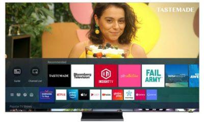 Samsung TV Plus é o novo serviço de IPTV com 20 canais grátis 16