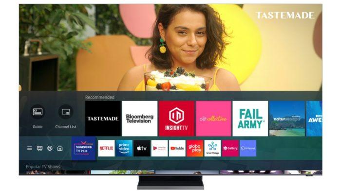 Samsung TV Plus é o novo serviço de IPTV com 20 canais grátis 18