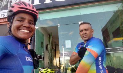 Casal vai pedalar quase 5 mil km da BR-101 para ajudar crianças carentes 20