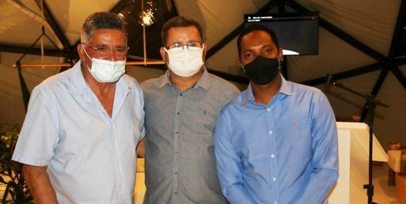 A convite de Jânio Natal, Luizinho participa de evento com o vice-governador João Leão 23