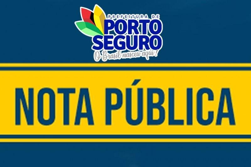 Procuradoria Geral de Porto Seguro esclarece situação de servidores nomeados 18