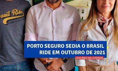 Porto Seguro sedia o Brasil Ride em outubro de 2021 5