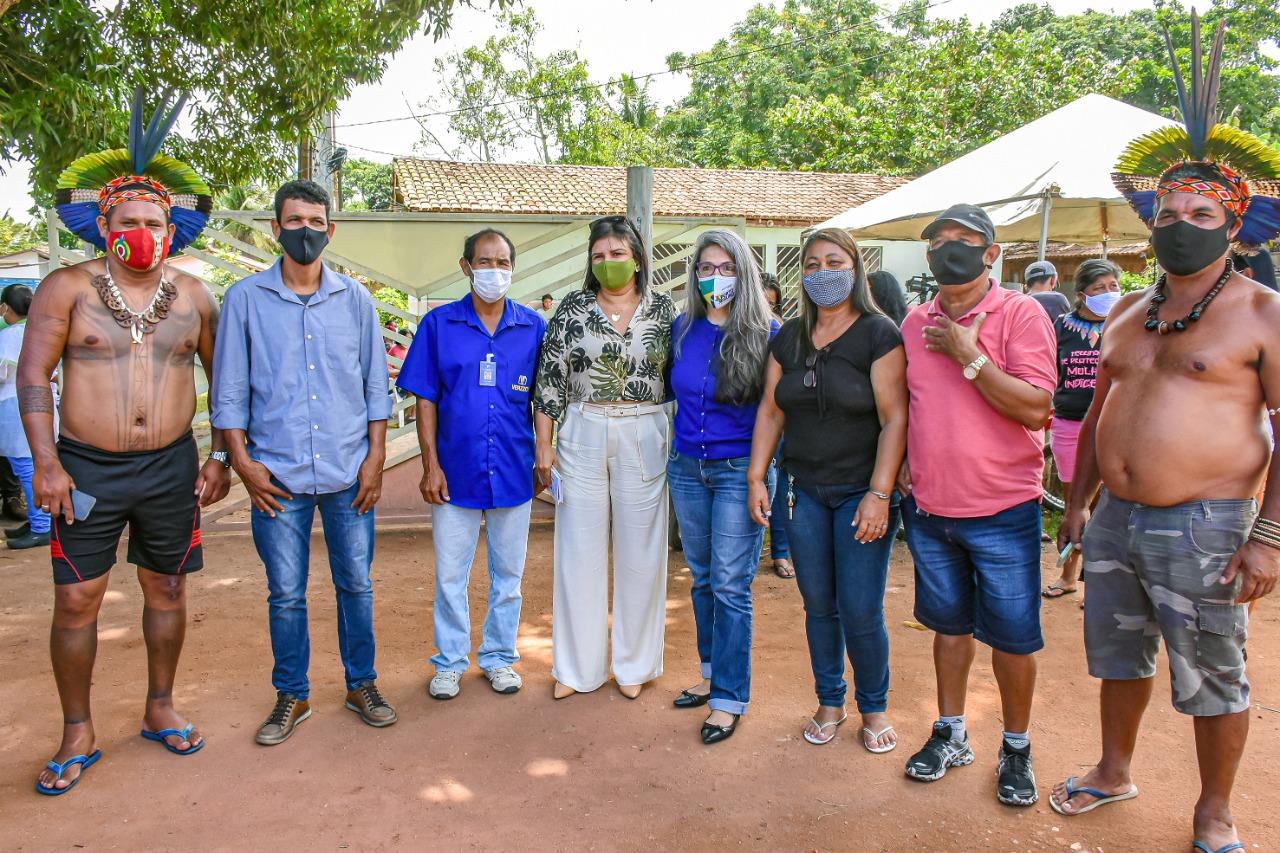 Vacinação é iniciada na comunidade indígena Aldeia Velha em Arraial d´Ajuda 26