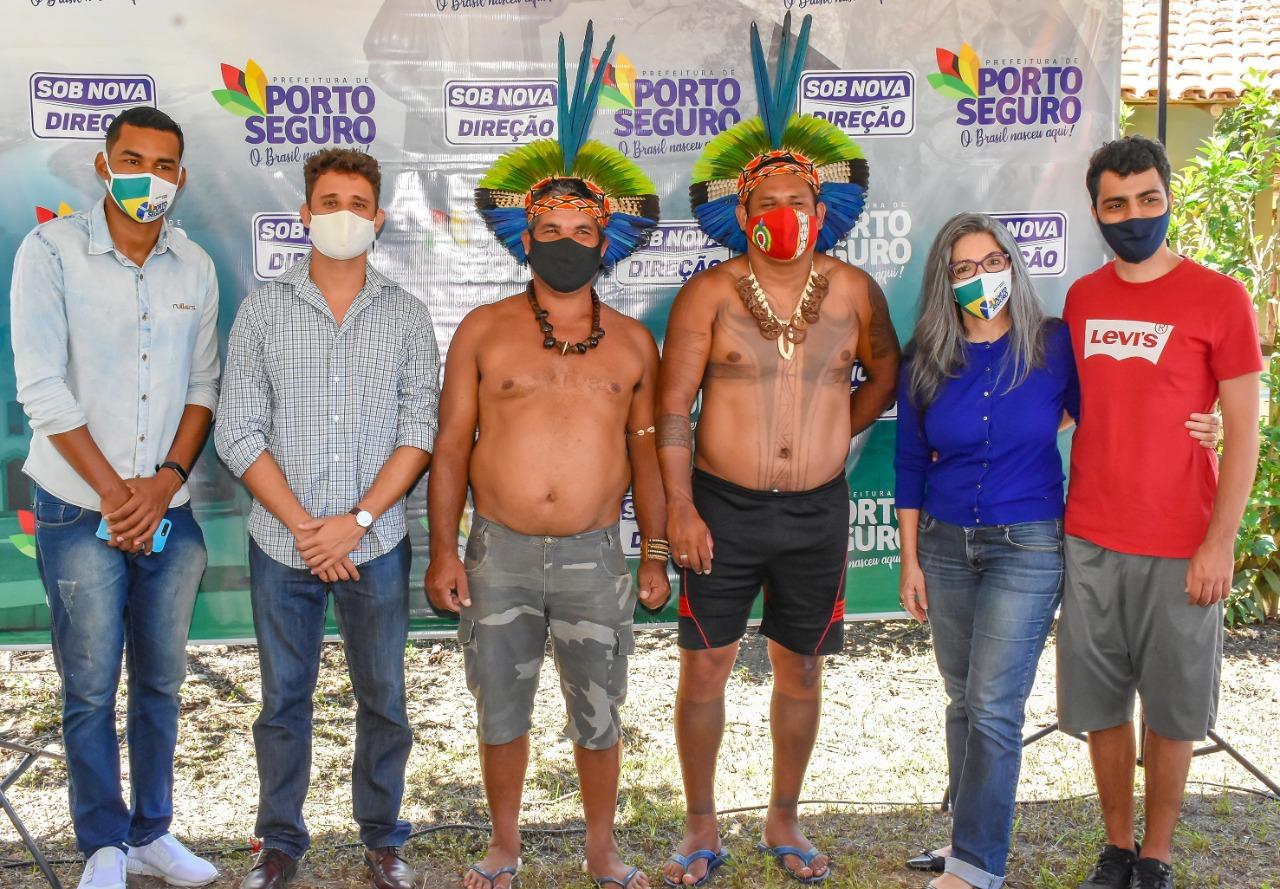 Vacinação é iniciada na comunidade indígena Aldeia Velha em Arraial d´Ajuda 27