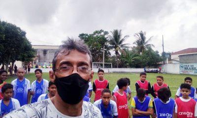 Eunápolis – Chicão da Guarda Mirim faz o esporte acontecer 4