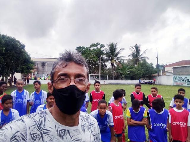 Eunápolis – Chicão da Guarda Mirim faz o esporte acontecer 20