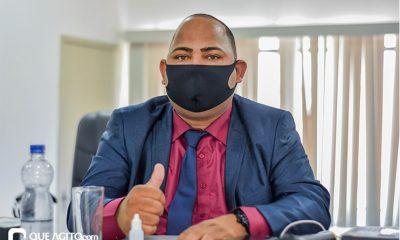 Vereador Adriano Cardoso é contra qualquer reajuste que venha prejudicar o povo 17