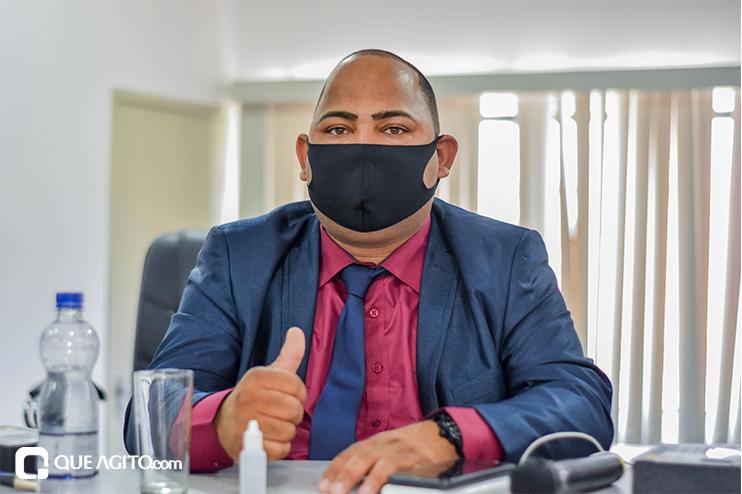 Vereador Adriano Cardoso é contra qualquer reajuste que venha prejudicar o povo 19