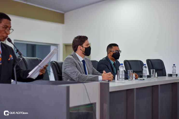Eunápolis: Vereadores são empossados e Jorge Maécio é reeleito por unanimidade para a Câmara 29