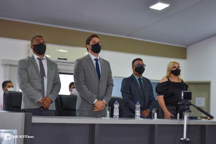 Eunápolis: Vereadores são empossados e Jorge Maécio é reeleito por unanimidade para a Câmara 35