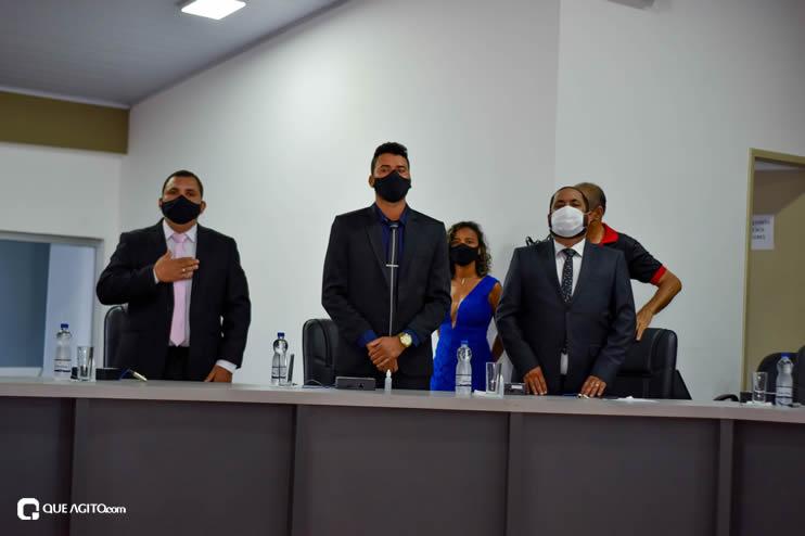 Eunápolis: Vereadores são empossados e Jorge Maécio é reeleito por unanimidade para a Câmara 36