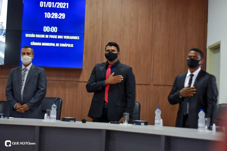 Eunápolis: Vereadores são empossados e Jorge Maécio é reeleito por unanimidade para a Câmara 33