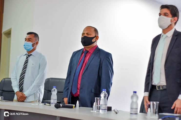 Eunápolis: Vereadores são empossados e Jorge Maécio é reeleito por unanimidade para a Câmara 38