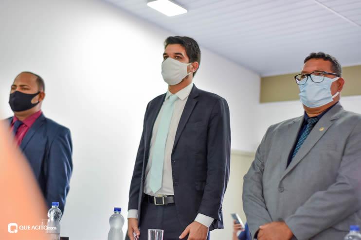 Eunápolis: Vereadores são empossados e Jorge Maécio é reeleito por unanimidade para a Câmara 39