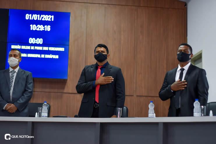 Eunápolis: Vereadores são empossados e Jorge Maécio é reeleito por unanimidade para a Câmara 40