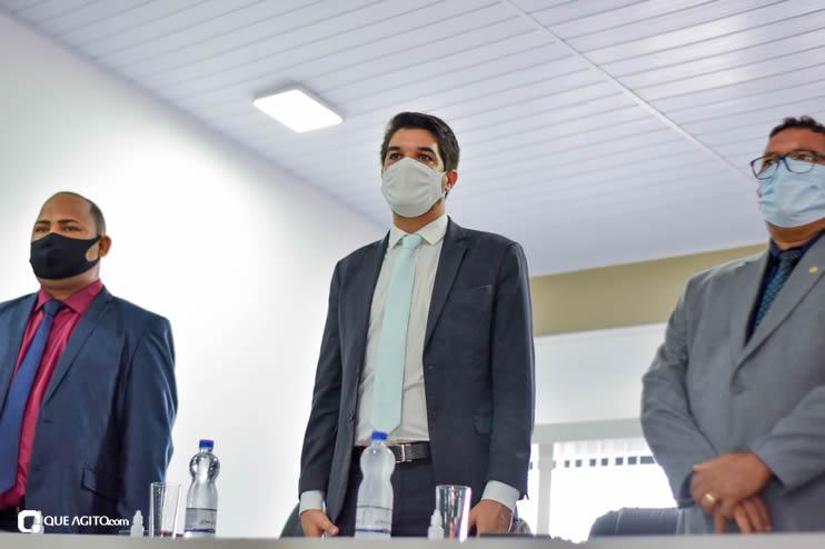 Eunápolis: Vereadores são empossados e Jorge Maécio é reeleito por unanimidade para a Câmara 42