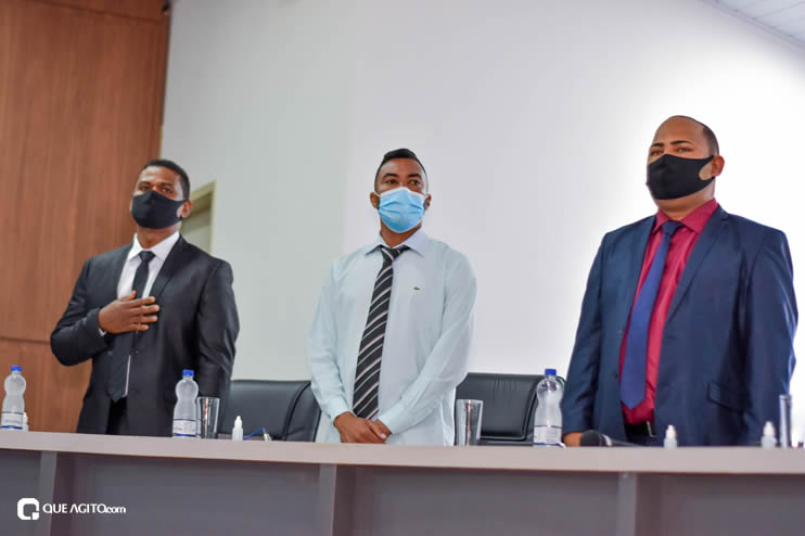 Eunápolis: Vereadores são empossados e Jorge Maécio é reeleito por unanimidade para a Câmara 41