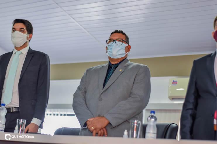 Eunápolis: Vereadores são empossados e Jorge Maécio é reeleito por unanimidade para a Câmara 43