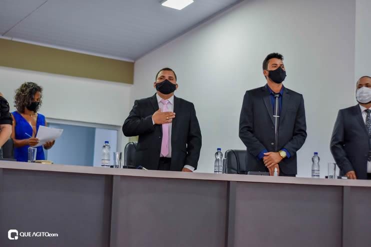 Eunápolis: Vereadores são empossados e Jorge Maécio é reeleito por unanimidade para a Câmara 48