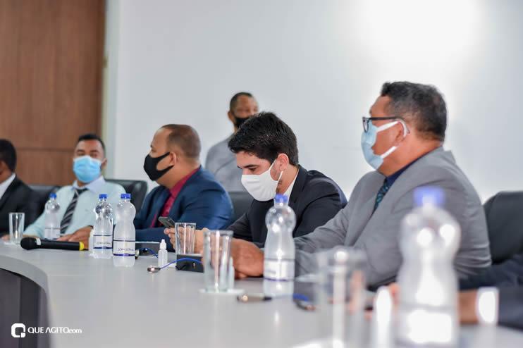 Eunápolis: Vereadores são empossados e Jorge Maécio é reeleito por unanimidade para a Câmara 49