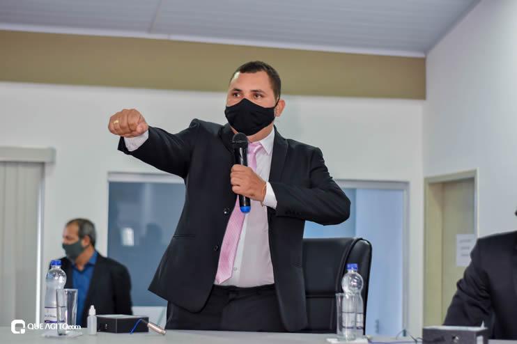 Eunápolis: Vereadores são empossados e Jorge Maécio é reeleito por unanimidade para a Câmara 52