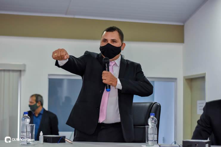 Eunápolis: Vereadores são empossados e Jorge Maécio é reeleito por unanimidade para a Câmara 57