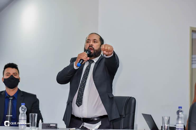 Eunápolis: Vereadores são empossados e Jorge Maécio é reeleito por unanimidade para a Câmara 55