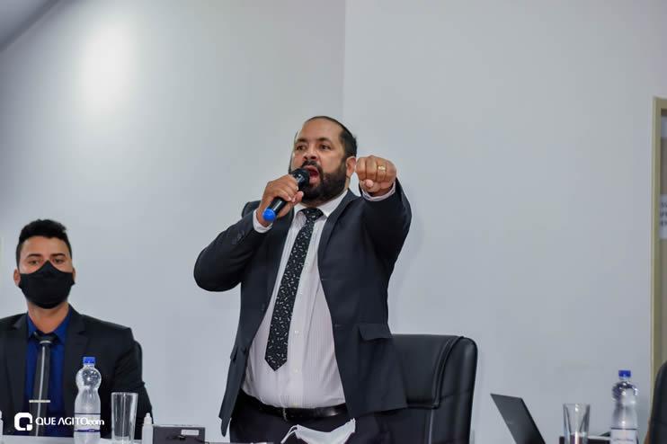 Eunápolis: Vereadores são empossados e Jorge Maécio é reeleito por unanimidade para a Câmara 60