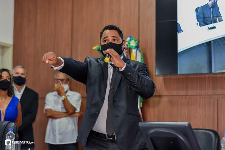 Eunápolis: Vereadores são empossados e Jorge Maécio é reeleito por unanimidade para a Câmara 59