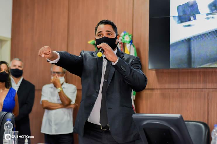 Eunápolis: Vereadores são empossados e Jorge Maécio é reeleito por unanimidade para a Câmara 58