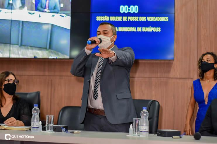 Eunápolis: Vereadores são empossados e Jorge Maécio é reeleito por unanimidade para a Câmara 62