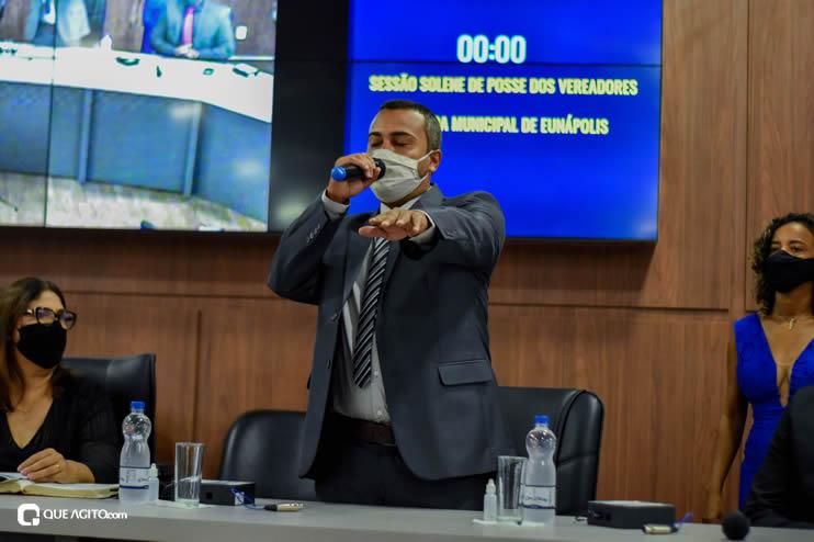 Eunápolis: Vereadores são empossados e Jorge Maécio é reeleito por unanimidade para a Câmara 61