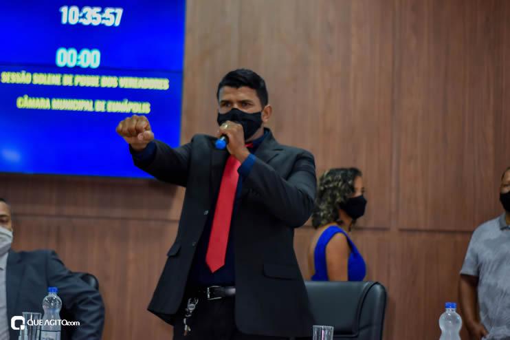 Eunápolis: Vereadores são empossados e Jorge Maécio é reeleito por unanimidade para a Câmara 64